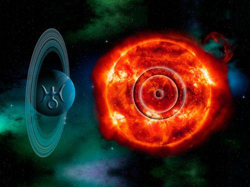 Uranus-and-Sun