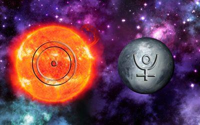 Sun-and-Pluto