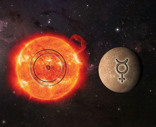 Sun-and-Mercury
