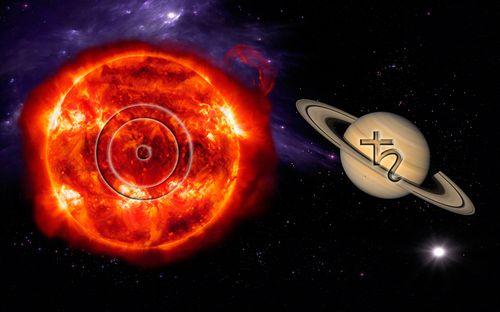 Sun-and-Saturn