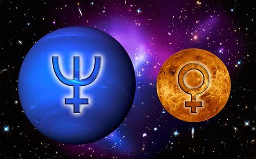 Venus-and-Neptune