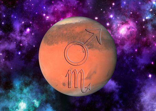Mars-in-Scorpio