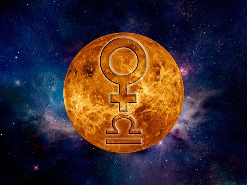 Venus-in-Libra
