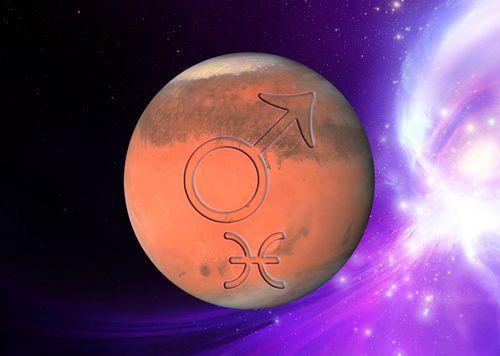 Mars-in-Pisces