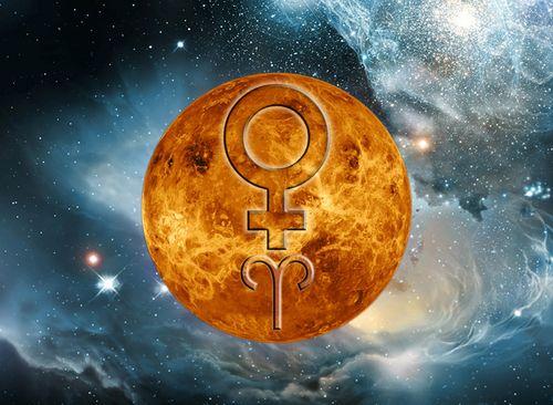 Venus-in-Aries