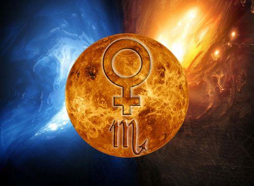 Venus-in-Scorpio