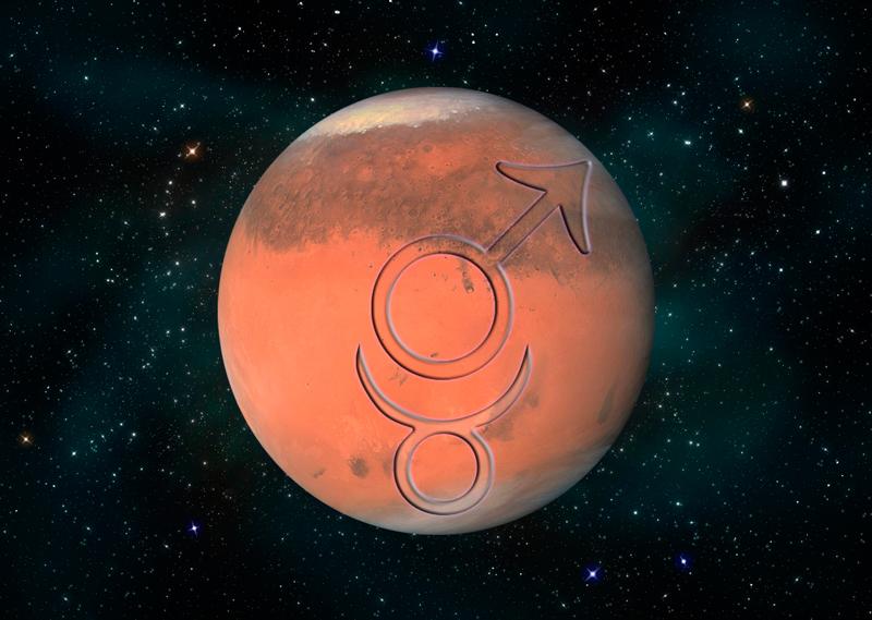 Mars-in-Taurus