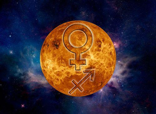 Venus-in-Sagittarius