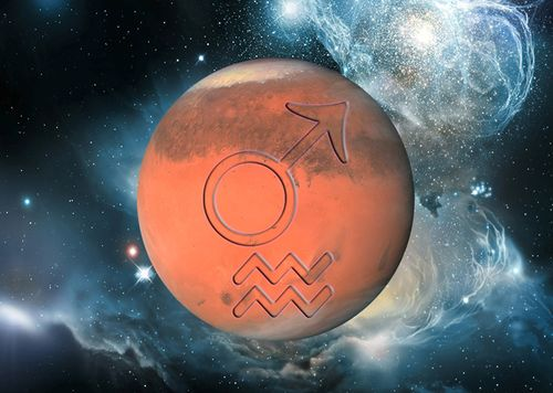 Mars-in-Aquarius