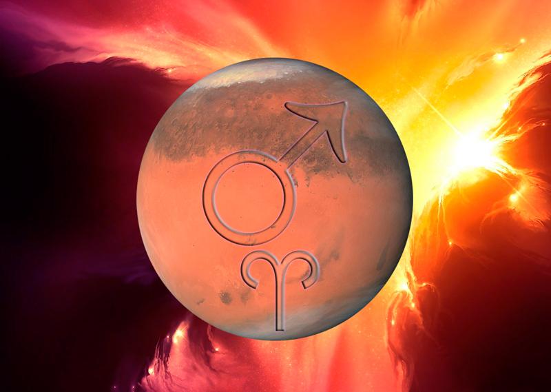 Mars-in-Aries