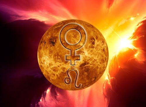 Venus-in-Leo