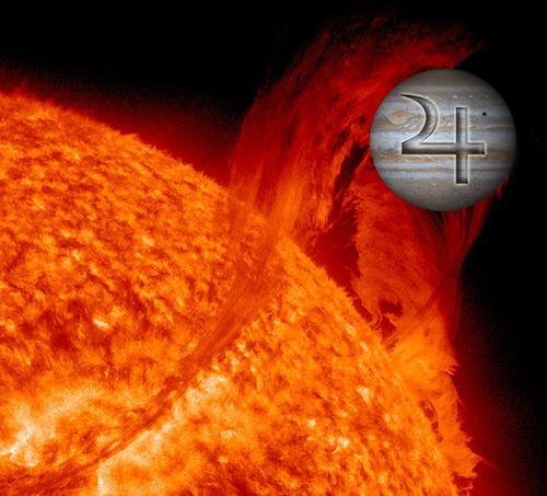 Sun-Jupiter-Conjunct