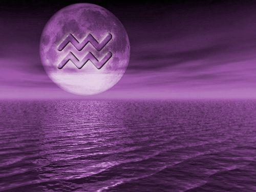 Aquarius-Moon