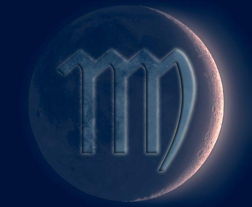 Resultado de imagem para new moon virgo