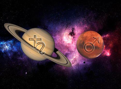 Saturn-and-Mars2