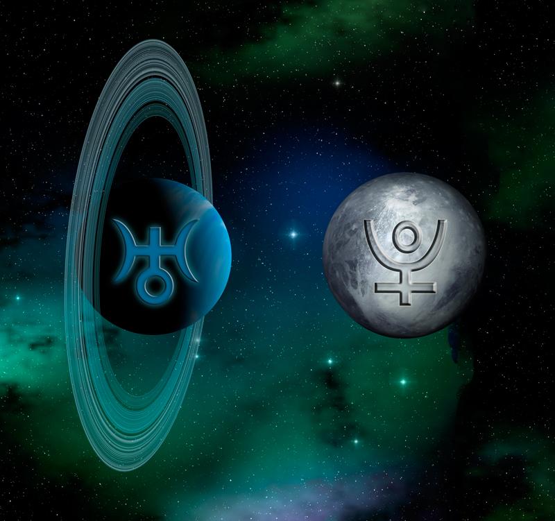 Uranus-Pluto