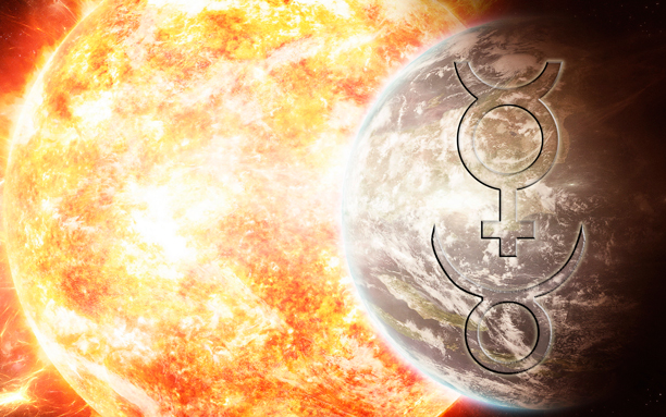 Mercury-in-Taurus_and_the_Sun