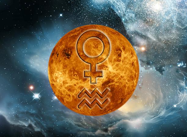 Venus-in-Aquarius