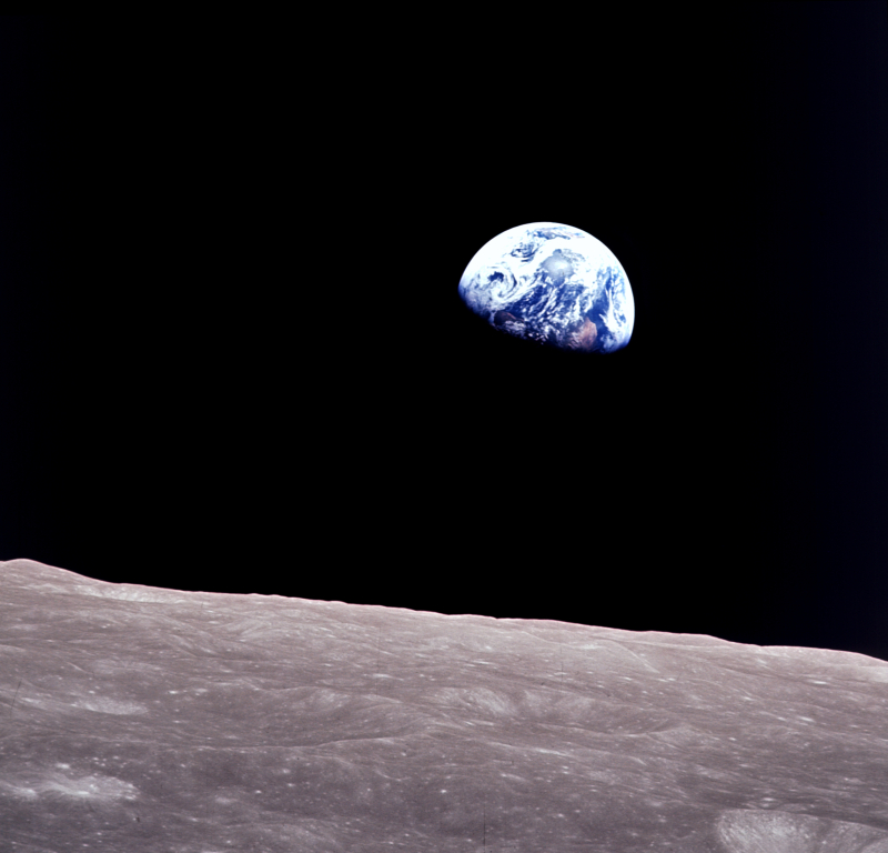 Earthrise apollo08