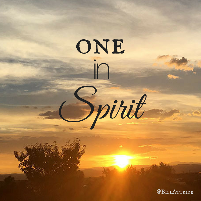 One in Spirit