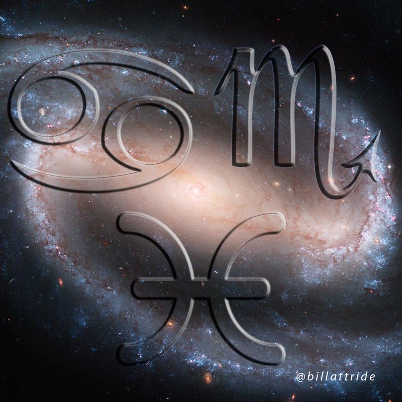Astrologer Bill Attride