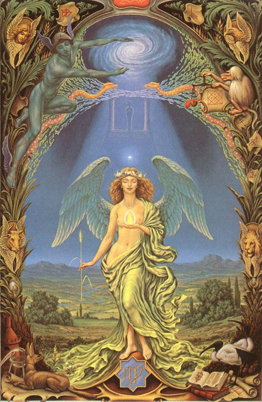 Virgo-Johfra_Bosschart-Zodiac-Paintings