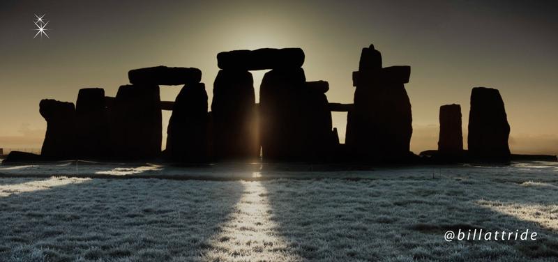 StonehengeWinter